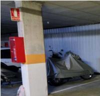 Alquiler garaje para moto en Triana