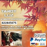 Tarot Luz servicio personal