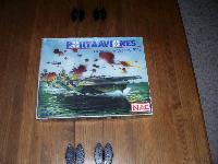 juego NAC portaaaviones años 80