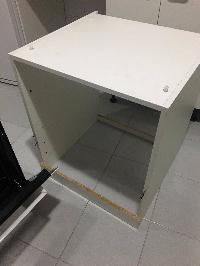 Horno electrico 220 V + mueble del mismo