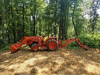 Tractor Kubota L3901