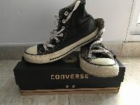 Chuck Taylor All Star classic negras