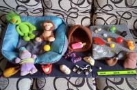 4 camas para mascotas y regalo accesorios