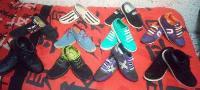 lote de 11 pares de zapatos n°41