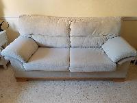 Sofá de 3 plazas.
