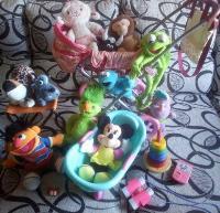 cochecito de juguete y regalo complementos