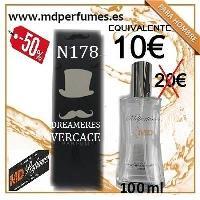 Perfume Equivalente hombre Nº178 DREAMERES VERCACE 100ml 10€