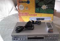 reproductor dvd/ cd karaoke saivod