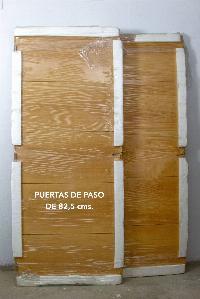 PUERTAS DE PASO + MANILLAS + TAPAJUNTAS (TODO NUEVO)