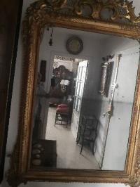 Gran espejo siglo XVIII Isabelino