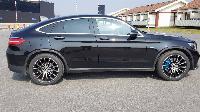 Mercedes-Benz GLC Coupe 350e 4MATIC 2xAMG,360,Designo,2018, 35000 km