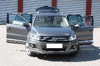 Volkswagen Tiguan DSG, 4 movimientos, Exclusivo