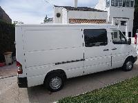 MB. SPRINTER 212 D. LARGA Y ALTA. 131.000 KM.4.499 €