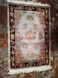 Autentica alfombra de Lana