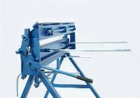PLEGADORA MANUAL, Dobladoras para chapas 1400/2mm de aluminio