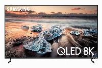 "Samsung QN65Q900RBFXZA Flat 65"" QLED 8K Q900 Series TV"