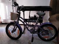 Bicicleta  y teclado electronico casio