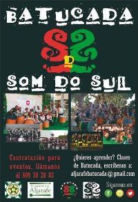Batucada para Carnavales, pasacalles, fiestas y eventos en Sevilla