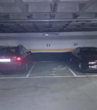 Amplia plaza de garaje en Valle de Mena. Vigilancia 24h