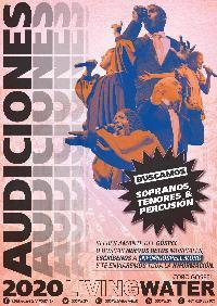 Casting/Audiciones para entrar en el Coro Gospel LW de #Madrid