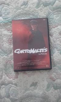 VENDO LAS 5 PELICULAS DE CORTO MALTES EN DVD