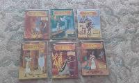 VENDO LA COLECCION COMPLETA DE 6 DVD DE PAPYRUS