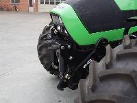 Tripuntales para tractores
