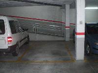Plaza de aparcamiento. 1er. Sótano. Boulevard Blasco Ibañez.