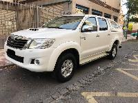 Toyota  HILUX  Versión: III X-TRA CAB 4X4 144 D-4D