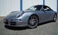 PORSCHE 911 CARRERA S CABRIO 997 Tiptronic