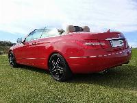 Mercedes-Benz - E350 CDI CABRIO Elegance