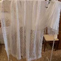 cortinas visillo