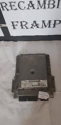 Centralita motor ecu Peugeot boxer referencia 0 , 9666360280