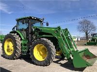 John Deere 6170R 170HP del 2014