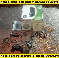mando xbox 360 y regalo accesorios o complementos