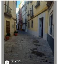 alquiler de piso Judería Sevilla