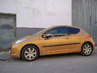 coche peugeot 207