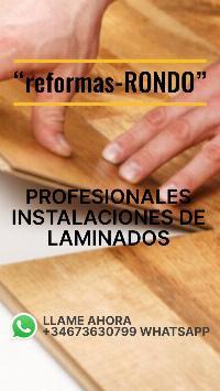 PROFESIONALES INSTALACIONES DE LAMINADOS
