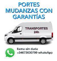 PORTES MUDANZAS CON GARANTÍAS