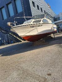 Se vende embarcacion más amarre en pantalan