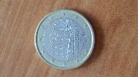Moneda 1 euro Andorra