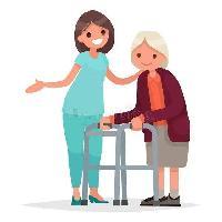 Se ofrece señora para el cuidado de Mayores en su vida del día a día