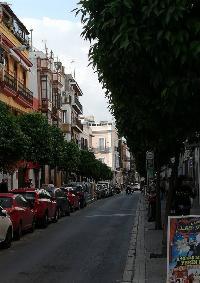 En calle Feria-Centro 2 habitac en apartamento