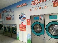 Traspaso lavandería autoservicio Huelva. Llamar