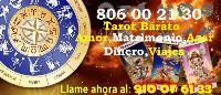 Tarot Visa 6 € los 20 Min/ nunca fallamos nunca mentimos