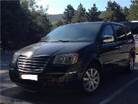 Chrysler Grand Voyager 2.8CRD Limited