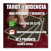 Videncia-Tarot Whatsapp o Email