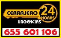 CERRAJERO 24 HORAS // 655 601 106