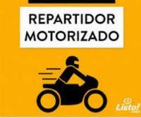 HAGO TRABAJOS DE REPARTOS DE MENSAJERIA-PAQUETERIA EN MOTO, ECONOMICO