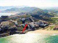 Particular vende piso en primera linea de playa en Faro de Cullera
